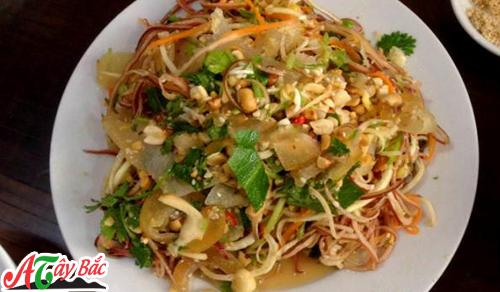 7 Món ăn mà bạn không nên bỏ qua khi đến với Sơn La Tây Bắc
