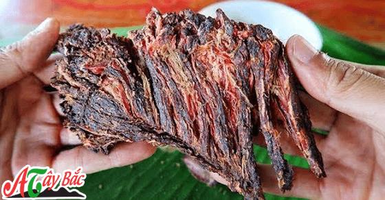 3 loại thịt gác bếp không thể bỏ qua khi nhắc đến Tây Bắc trong mùa đông xuân