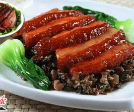 Thịt Ba Chỉ Gác Bếp Tây Bắc 500Gam