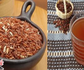 Gạo Lứt - Gạo Huyết Rông Tây Bắc