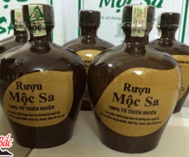 Rượu Mộc Sa Mộc Châu