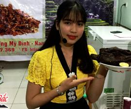 Thịt Trâu Gác Bếp Sơn La 500g