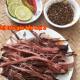Thịt Trâu Gác Bếp Tây Bắc Loại 2 500g